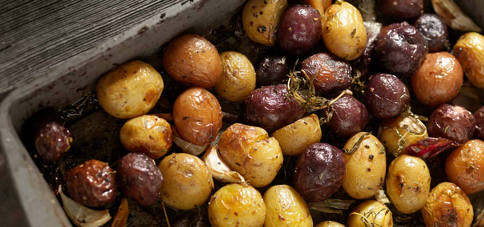 greek potatoes recipe